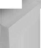 Блок ячеистый плотность D500
