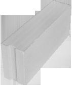 Блок ячеистый перегородочный 625х150х250
