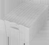 Блок ячеистый стеновой 625х400х250